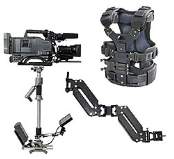 G-Force Master - система стабилизации, G-ForceMaster- новая система стабилизации от ABC Products для камер весом до 11кг. Полностью новыйдоработанныйжилетимеетдв