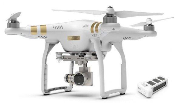 Квадрокоптер Phantom 3 Professional + дополнительный аккумулятор - DJI