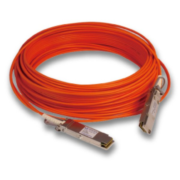 Accusys QSFP 100M Optical Cable - Accusys