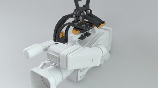 The Smart Grip - крепеж камерный для Gravity One - Flowcine