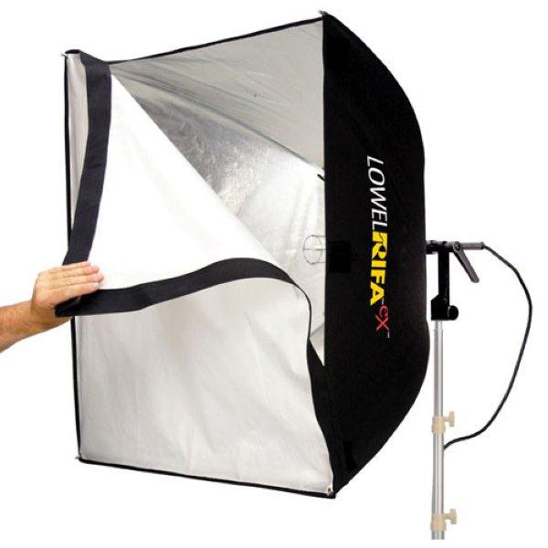 Lowel LC88EX Rifa-Lite eX88 1000 Watt Softbox Light - светильник с софтбоксом - Lowel