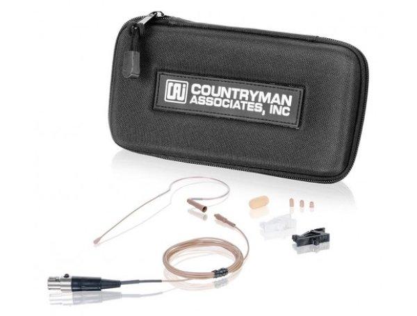 Countryman E6 Flex DE6 Flex Direct Earset - головной микрофон направленный (XLR) - Countryman