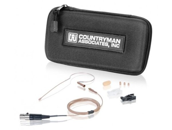 E6i Direct Earset - головной микрофон направленный (XLR) - Countryman