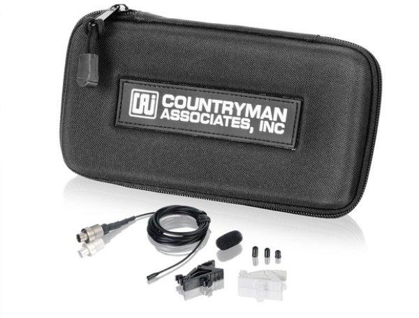 B6 Omni - микрофон петличный  всенаправленный (3,5 mm locking) для EW G3 - Countryman