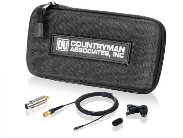 B2D - направленный петличный микрофон (3,5 mm locking) для EW G3 - Countryman