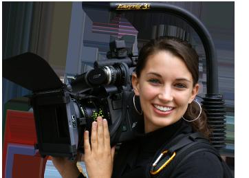 Easyrig 3 Cinema, 500N +230mm - Система стабилизации - Easyrig 3 Cinema