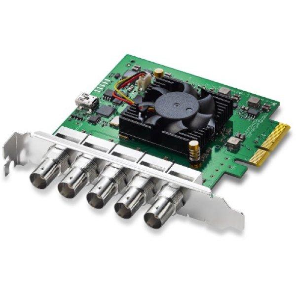 Blackmagic Design DeckLink Duo DeckLink Duo 2, плата ввода вывода сигналов - на основе PCI Express
