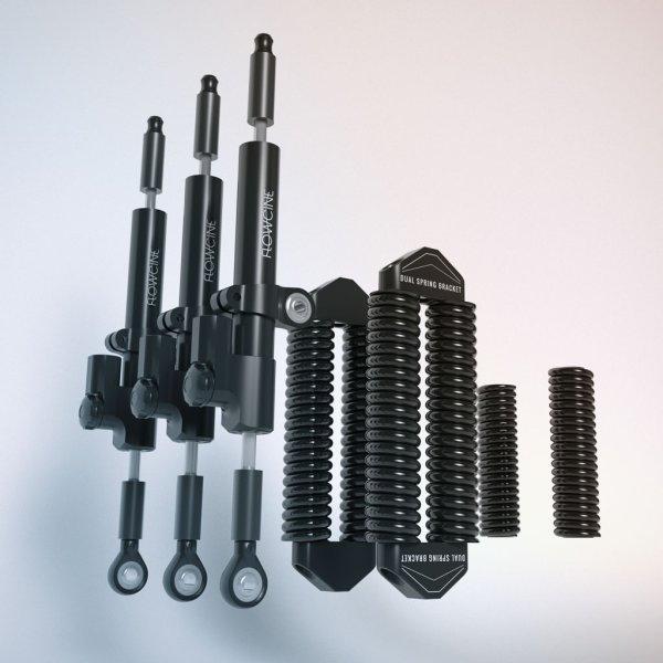 Standart to Heavy - комплект улучшения Black Arm - Flowcine