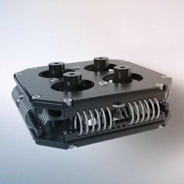 Антивибрационное крепление для Black Arm - Flowcine