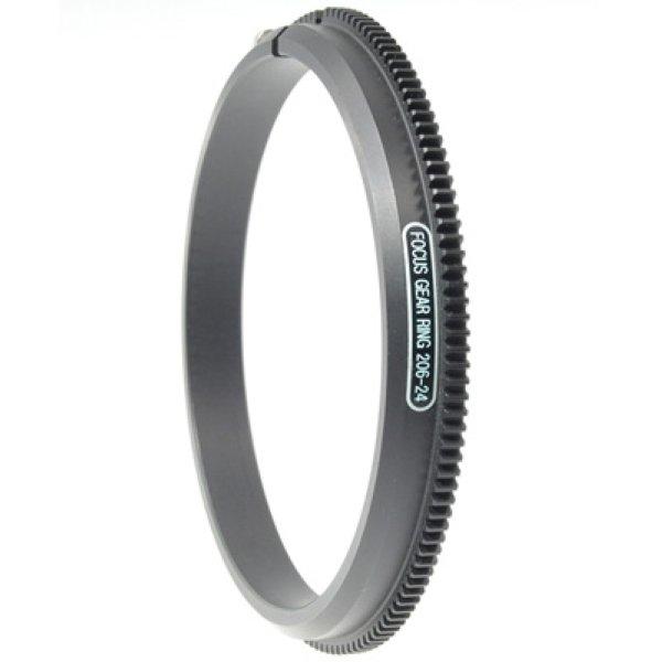 Chrosziel 206-24 кольцо привода Follow Focus для AG-HVX200 mod. 0.8 разрезное устанавливается на кольцо фокусировки камеры фиксируется стяжкой разреза