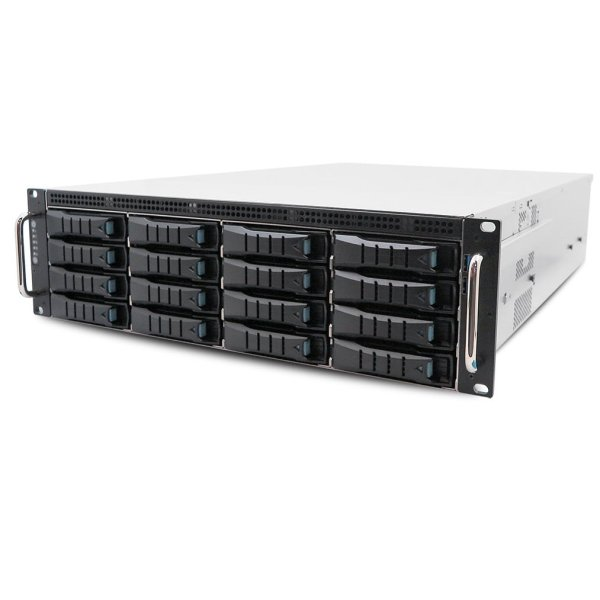 AIC RSC-3ET is a T series 3U 16-bay SAS SATA storage server chassis. With its tool-less 3.5  and 2.5  hard drive carriers, top covers and backplane - RSC-3ET0-80PG-SA3E-0B0-A