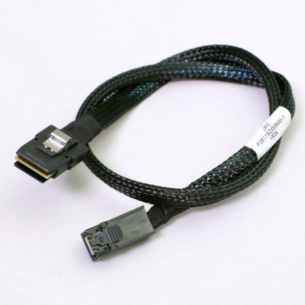 AIC Cable Internal Mini-SAS SFF-8087 to Internal Mini-SAS HD SFF-8643 50cm - AIC