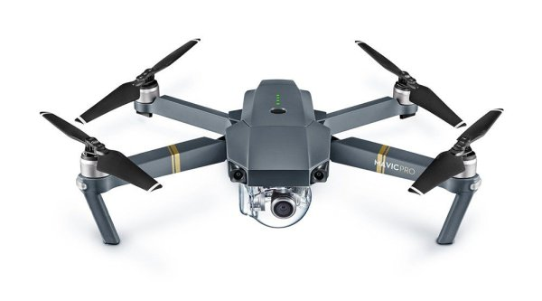 Квадрокоптер Mavic Pro - DJI