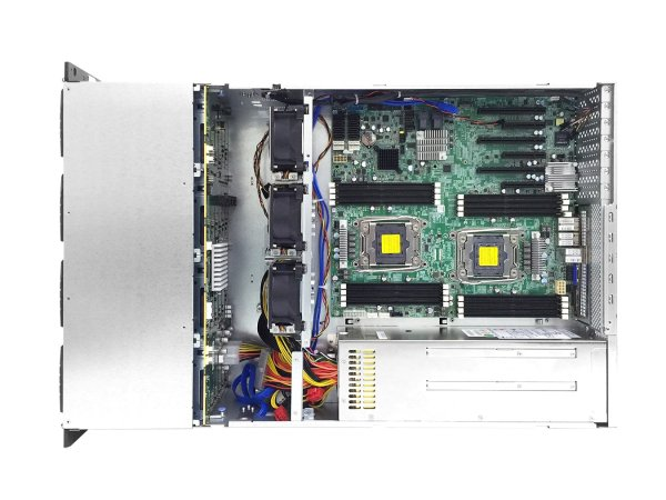 AIC RSC-4BT is a T series 4U 36-bay SAS SATA storage server chassis. With its tool-less 3.5  and 2.5  hard drive carriers, top covers and backpl - RSC-4BT0-C0PG-SA3E-0CL-A