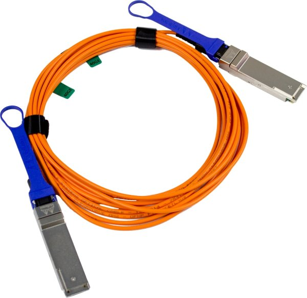 Atto 40Gb s cable, Active Fibr         e, QSFP, 5m Youre working in a high-performance environment with state-of-the-art computer components - you need to trust that your cables are reliable - CBL-031