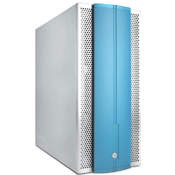 Accusys Gamma 8 Imagine the power of Thunderbolt 3 harnessed in a transportable, hardware RAID, 8-bay storage solution offering massive capacity and unprece -