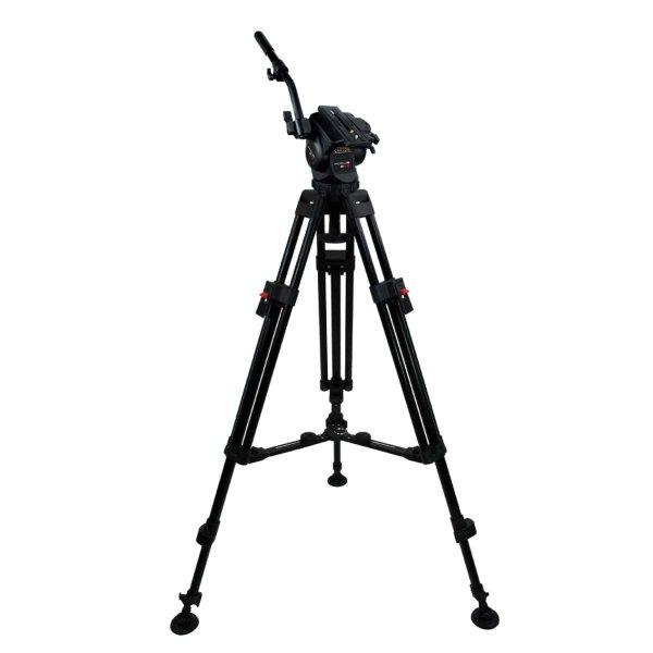 Качественные штативы Cartoni Focus 8S 2 st. Alu. Ml. код KF8S-2AM для легких камер до 8 кг можно купить на сайте ООО  ВТ  Опта