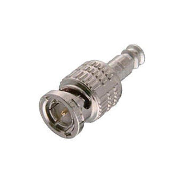 BCP-B25HW - разъем BNC для кабеля 4,2мм КАБЕЛЬНЫЙ РАЗЪЕМ BNC ОБЖИМНОЙ, 75ОМ, ПРЕДНАЗНАЧЕН ДЛЯ КАБЕЛЕЙ L-2.5CHWS - BCP-B25HW