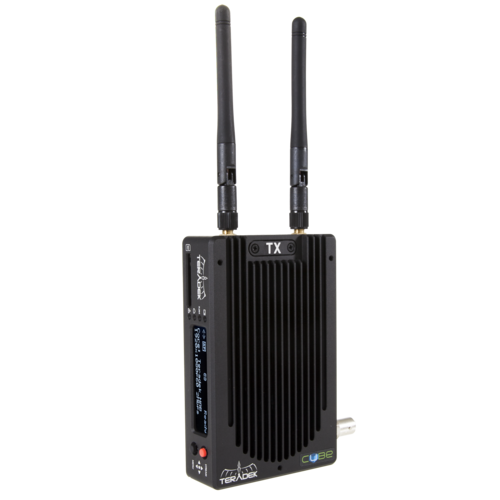Teradek Cube 675 H.264(AVC) SDI HDMI GbE WiFi Decoder - декодер - Cube