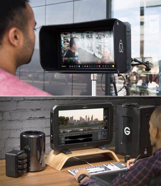 Atomos Sumo 19m видеомонитор 19-дюймовый 4k - Atomos