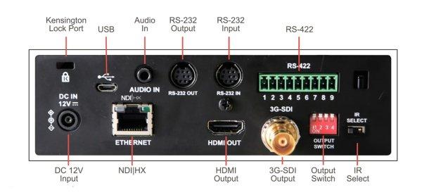 Lumens VC-A50P VC-A50P HD Video PTZ камера - Lumens