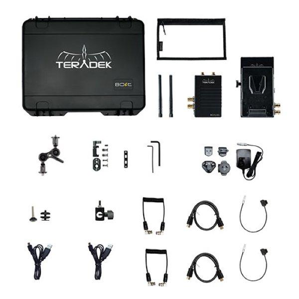 Teradek Bolt 500 XT SDI HDMI Wireless TX RX Deluxe Kit - комплект - Bolt XT