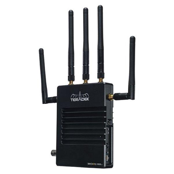 Teradek Bolt 1000 LT Wireless TX 2RX Deluxe Kit - комплект - Bolt LT