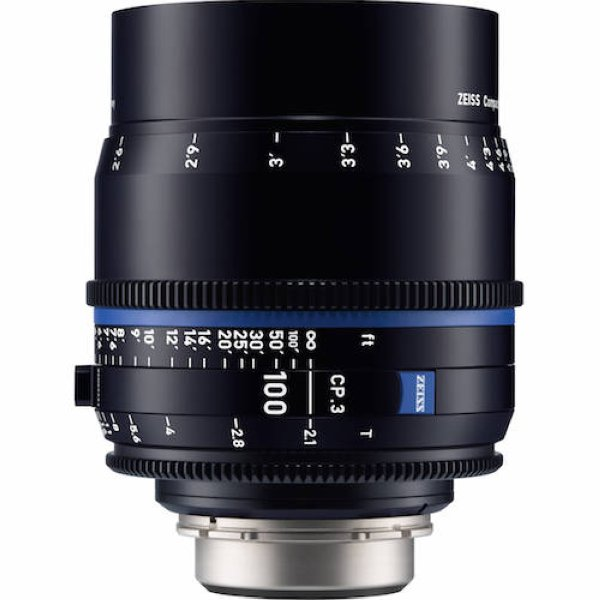 Zeiss  CP.3 - 2.1 100 - metric объектив - CP.3