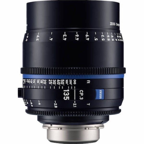 Zeiss  CP.3 - 2.1 135 - metric объектив - CP.3