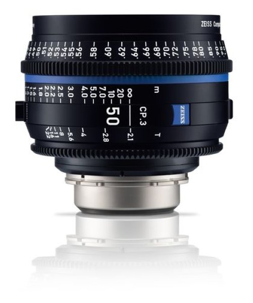 Zeiss  CP.3 - 2.1 50 - metric объектив - CP.3