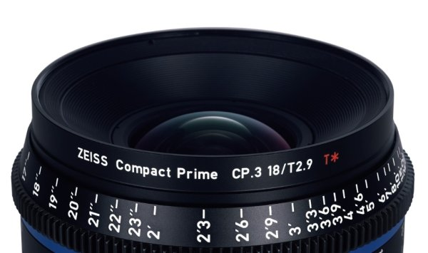 Zeiss  CP.3 - 2.9 18 - metric объектив - CP.3