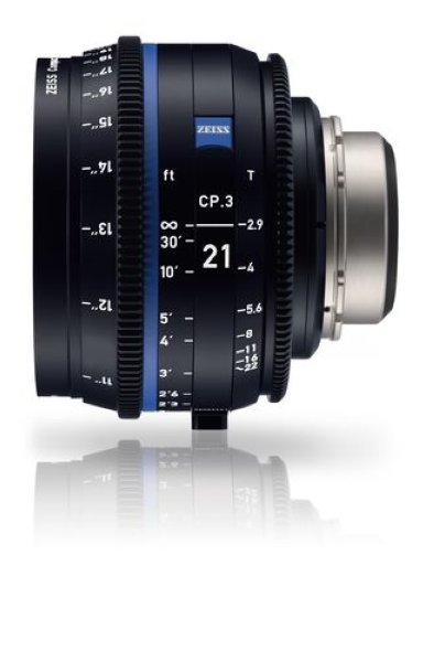 Zeiss  CP.3 - 2.9 21 - metric объектив - CP.3