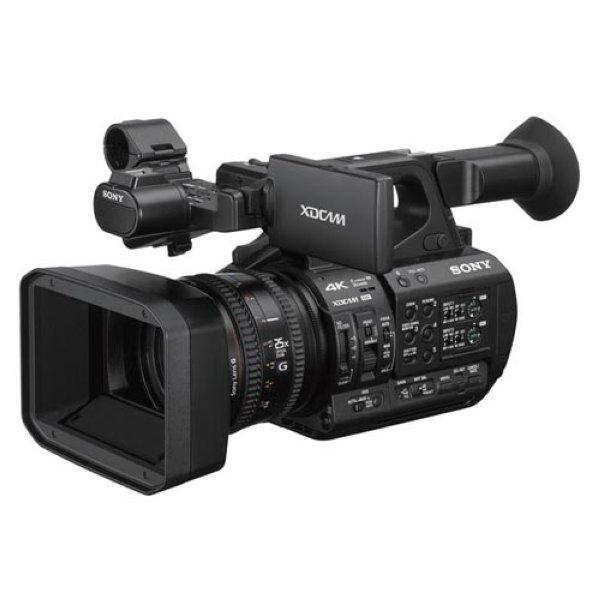 PXW-Z190 профессиональная 4К камера Sony - Видеокамеры Sony