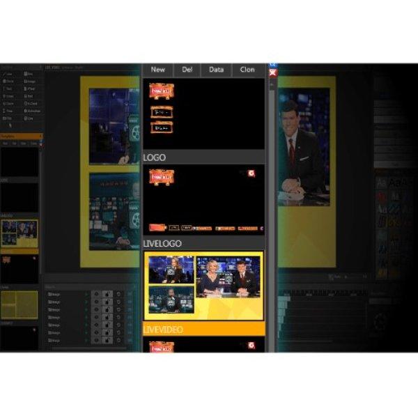 EMS  Easy CG ПО - Easy Media Suite