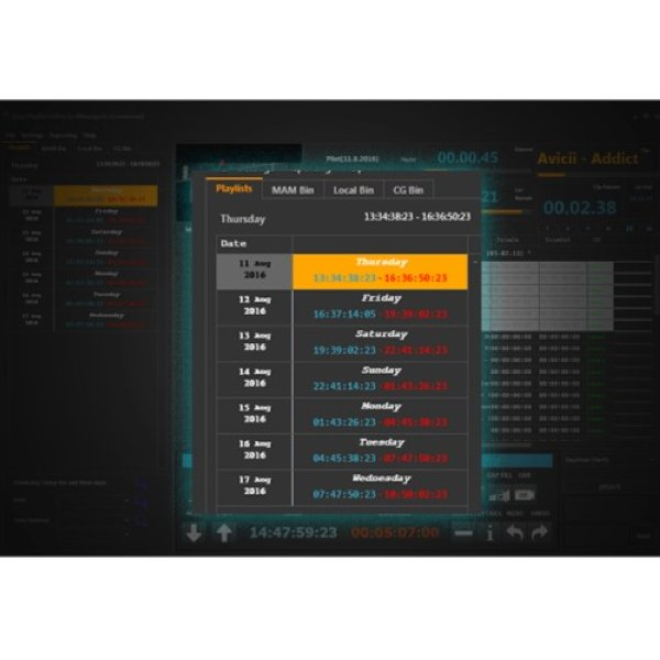 EMS  Easy Playlist Editor - Easy Media Suite