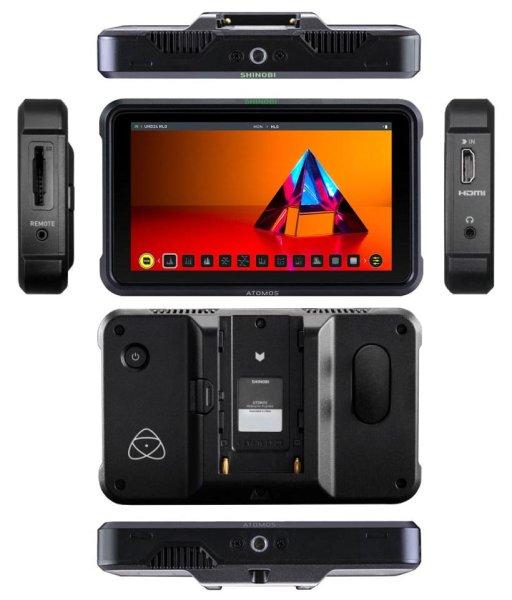 Atomos  Shinobi 5 inch монитор - Накамерные мониторы