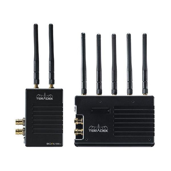 Teradek Bolt 1000 XT SDI HDMI Wireless TX RX Set - набор Главной особенностью Bolt XT является его совместимость с любым Болтом того же диапазона, Sidekick II   LT   XT и 703 Bolt, что дает пользов -