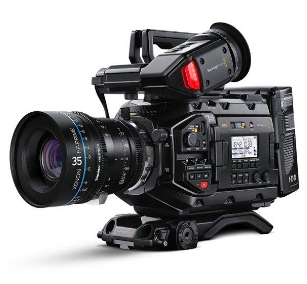 Blackmagic Design Blackmagic URSA Mini Pro 4.6K G2 камера - Профессиональные камеры