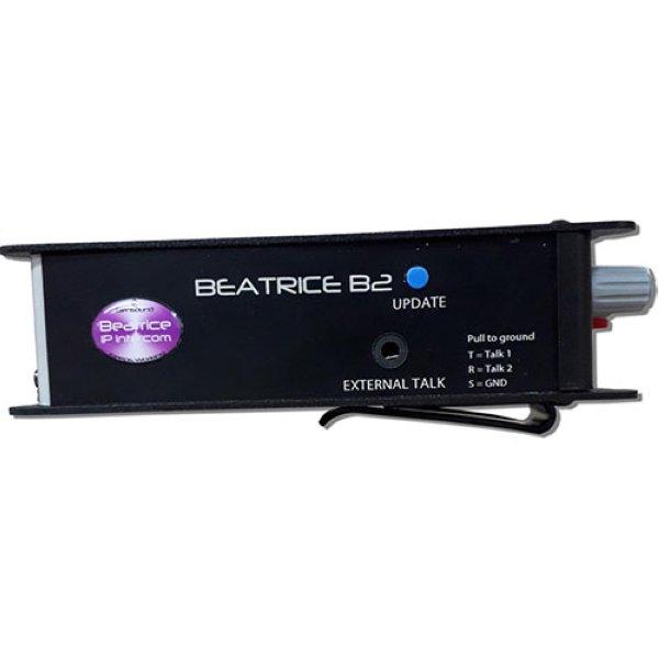Glensound Beatrice B2 - 2-канальный белтпак - Служебная связь