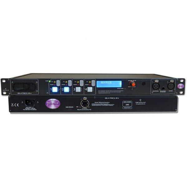 Glensound Beatrice R4 - 4 канальная мастер-станция - Служебная связь