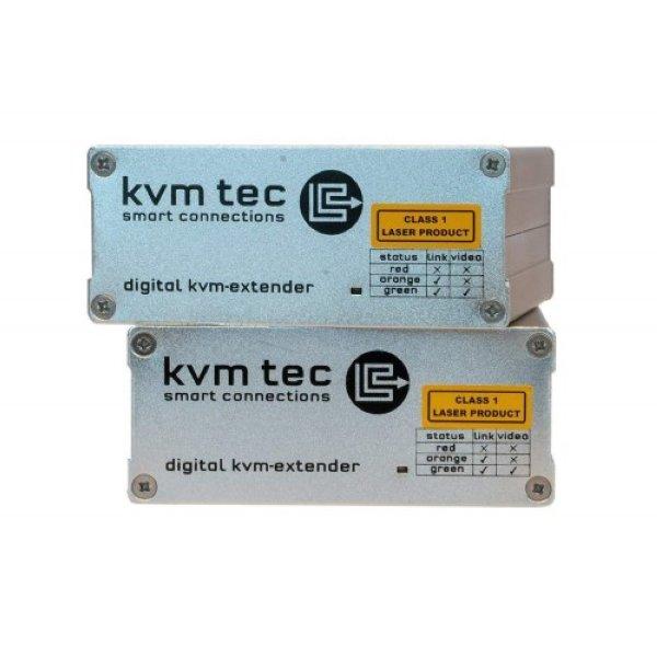 KVM-TEC MVX1-F Masterline Extender Single Fiber - SET - KVM-TEC