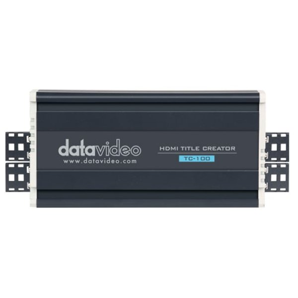TC-100 HDMI блок наложения титров - Datavideo