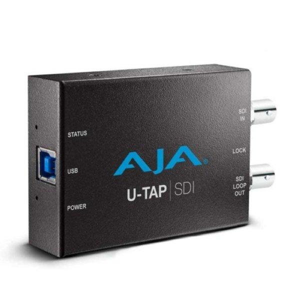 AJA U-TAP-SDI - Устройство захвата видео HD SD SDI по USB 3.0 - AJA