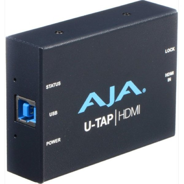 Устройства захвата U-TAP HDMI USB 3.0 обеспечивают профессиональное подключение и высококачественный захват видео на вашем ноутбуке или рабочей станции. Купить на сайте ОПТА - U-TAP-HDMI-R0