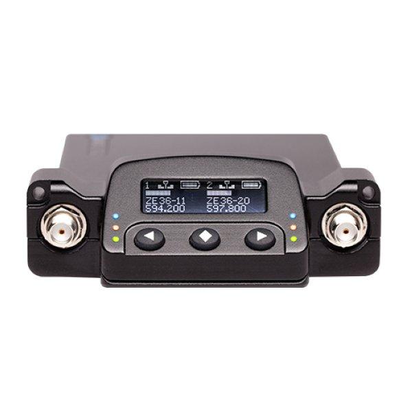 AudioLTD A10-RX-XLR - Двухканальный приемник с XLR разьемами и кабелем питания - Audio LTD