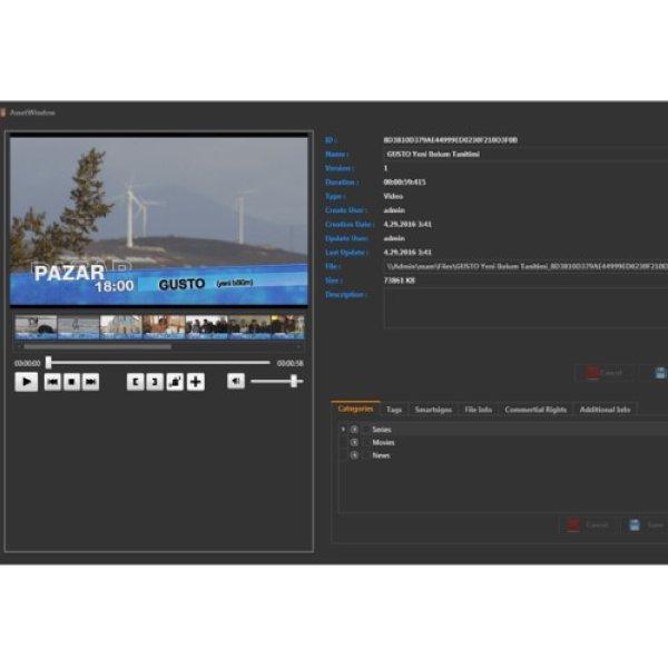 EMS  Easy MAM - Easy Media Suite