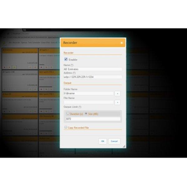 EMS  Easy IP Recorder - Easy Media Suite