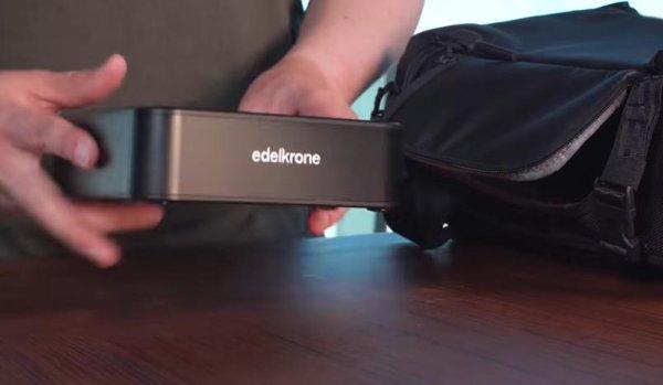 edelkrone DollyONE - портативная тележка - Каталки, тележки, рельсовые системы