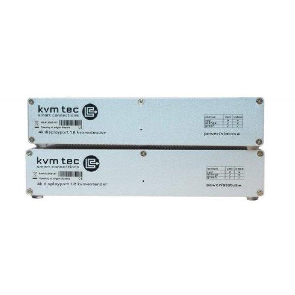 KVM-TEC UVX1-F Ultraline 4k Extender Single Fiber - SET - KVM-TEC