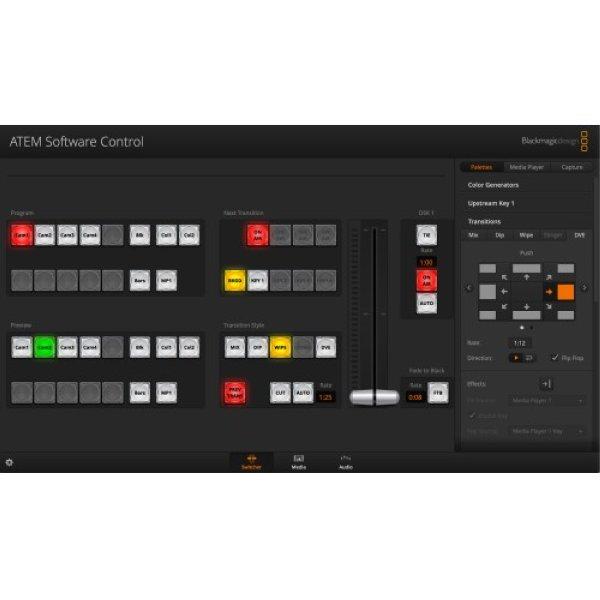 Blackmagic Design ATEM Mini видеомикшер - Эфирные видеомикшеры ATEM